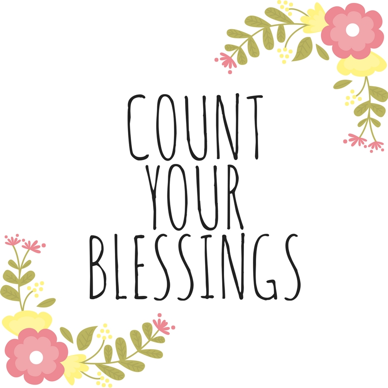 COUNT YOUR BLESSINGS NICOLETTE TSAFANTAKIS