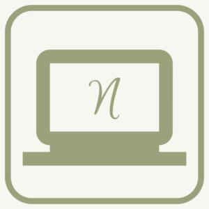 NICOLETTE TSAFANTAKIS WEBSITE BLOG LOGO